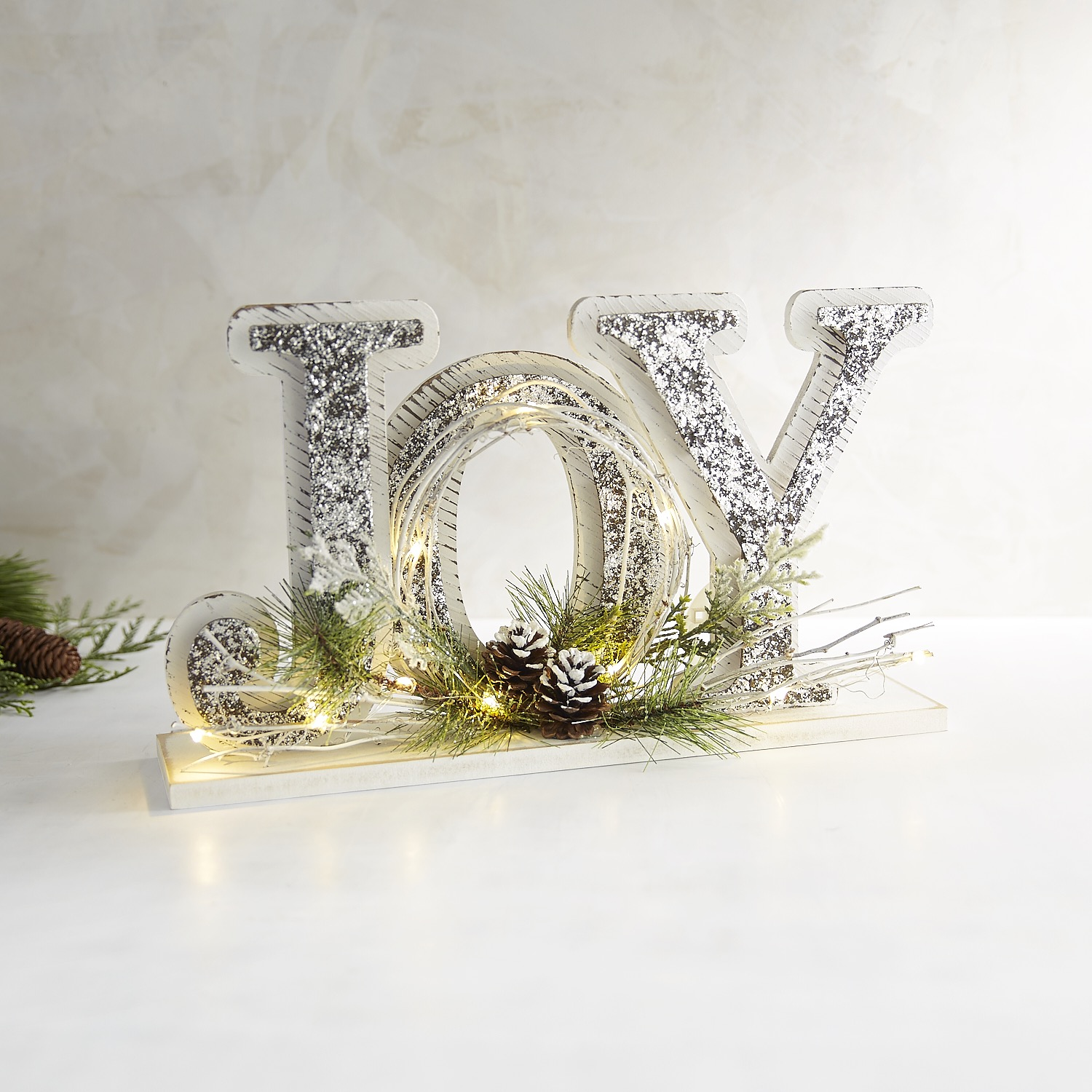 LED Joy Sign