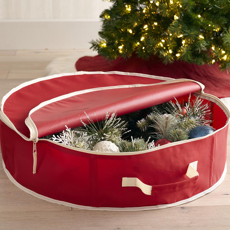 "36"" Wreath Storage Bag"