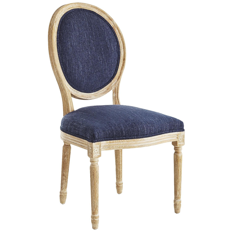 Eliane Midnight Blue Dining Chair