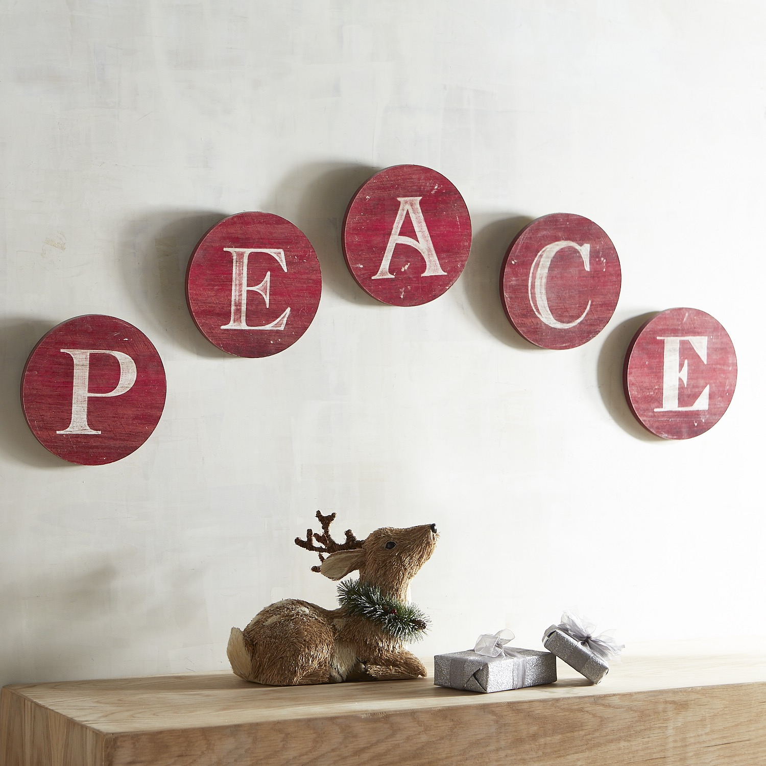 Peace Wall Letter Set