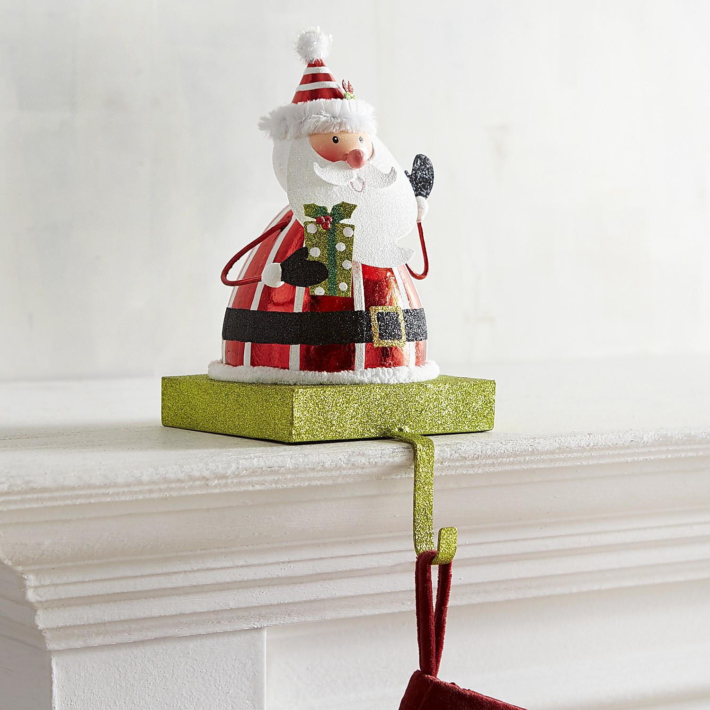 Santa Claus Stocking Holder