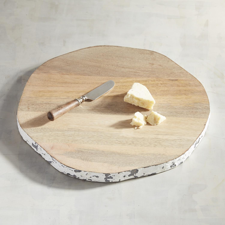 Grayson Faux Birch Cheese Board