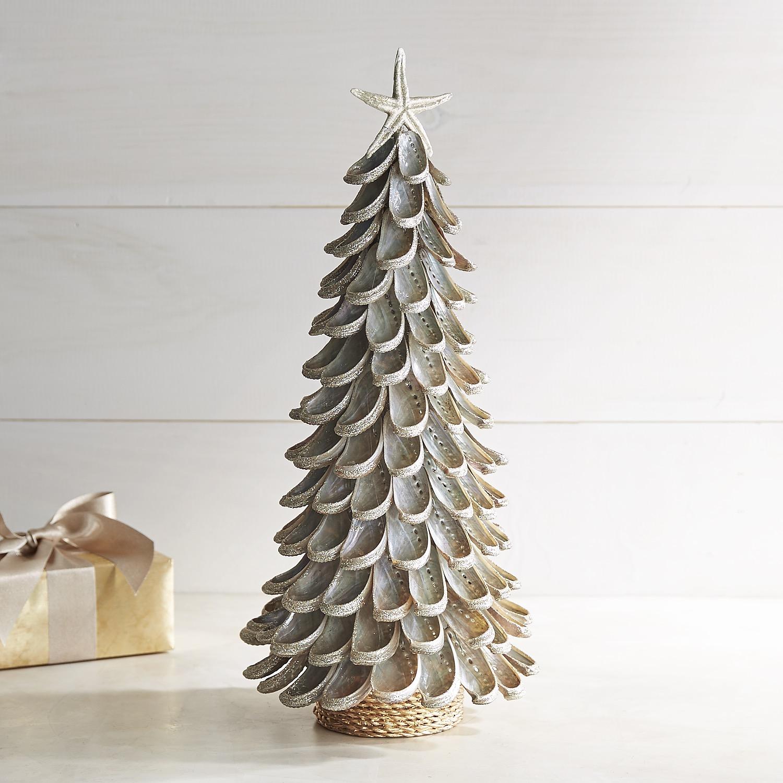 "20"" Abalone Shell Tree"