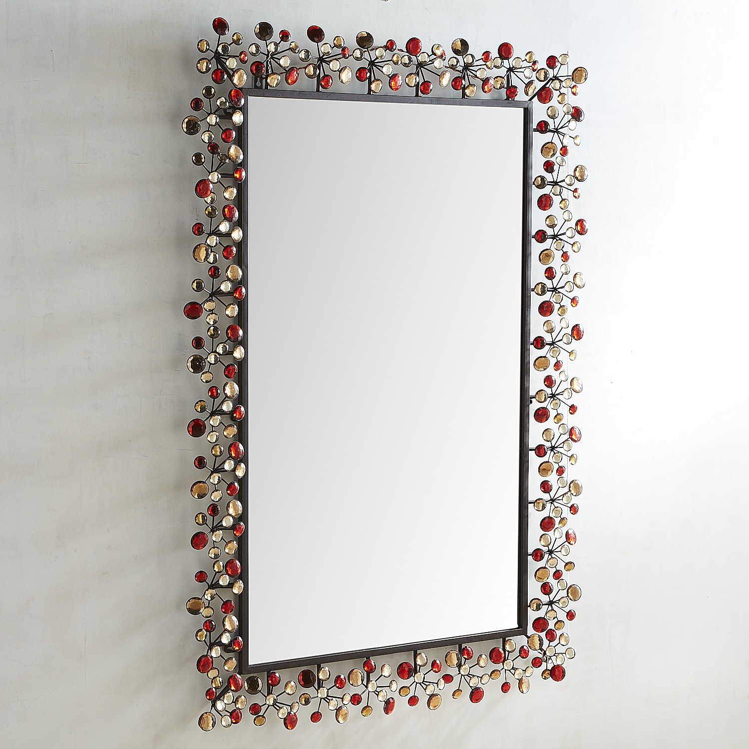 Red Dazzle 32x48 Mirror