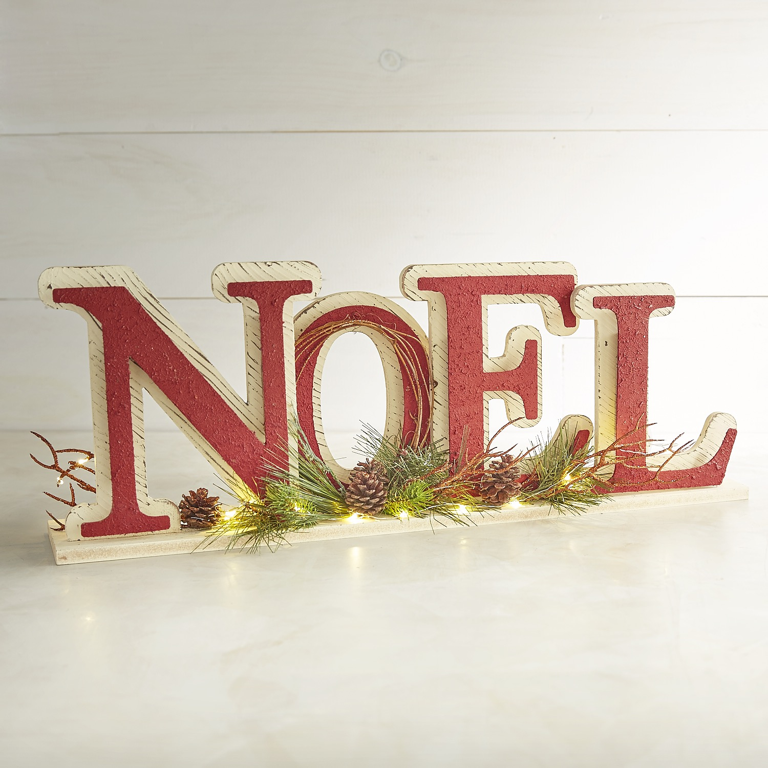 variation thumbnail of LED Noel Sign