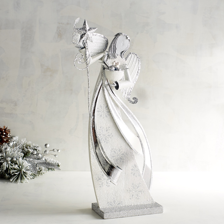 Wood & Metal Angel