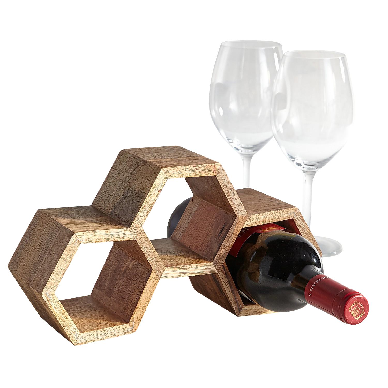 Honeycomb Stackable Wine Rack