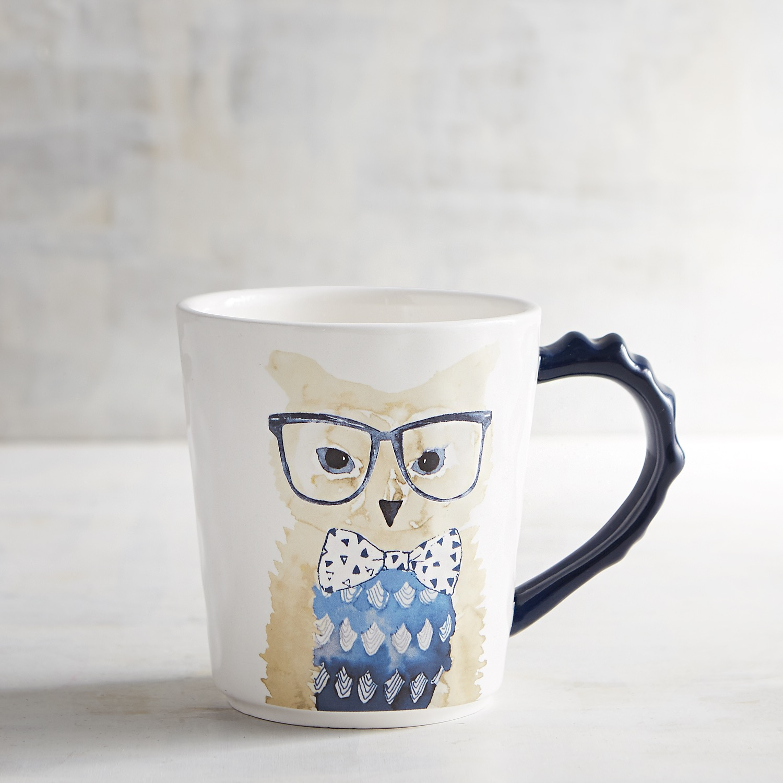 Owling Like a Boss Mug
