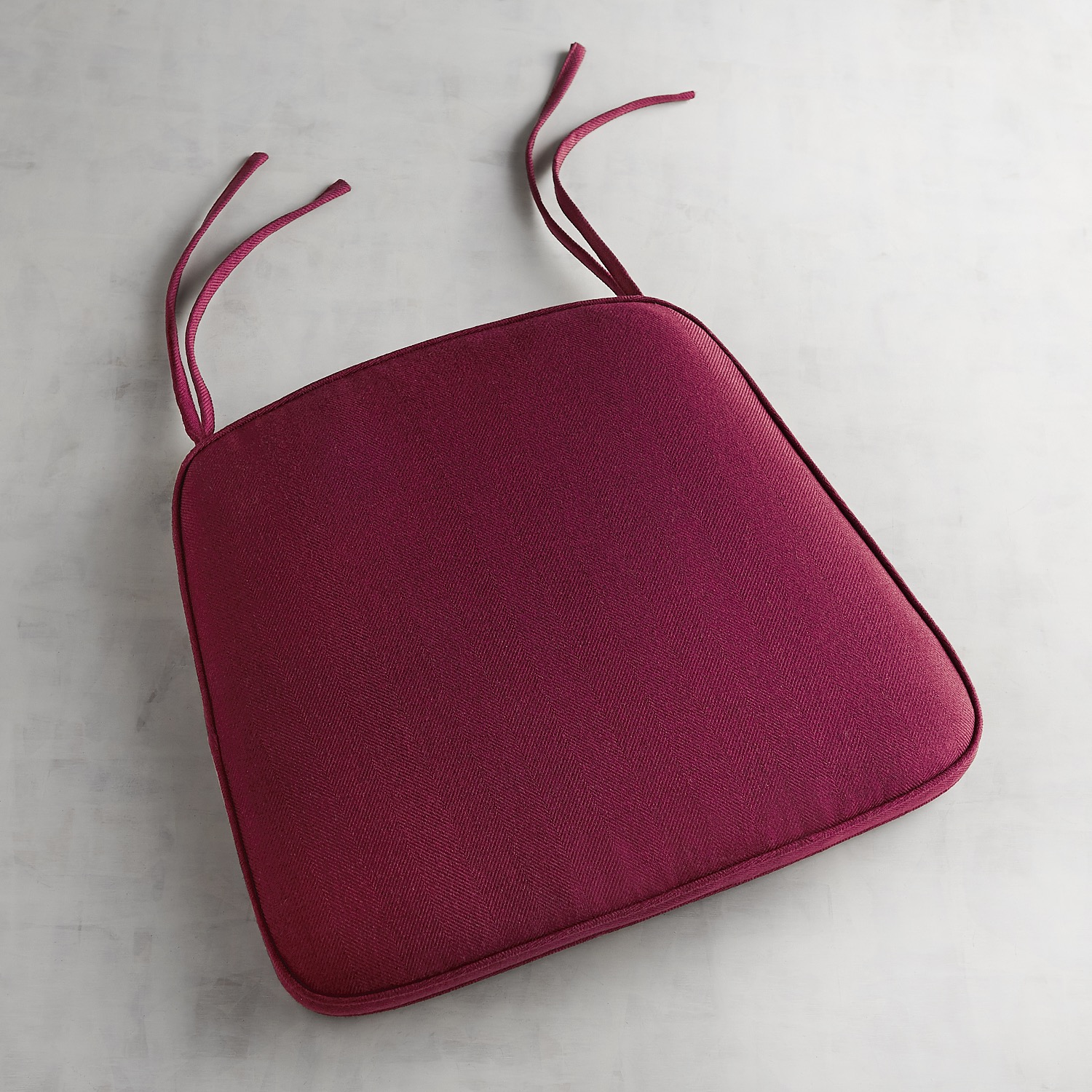 Red Cora Dining Cushion