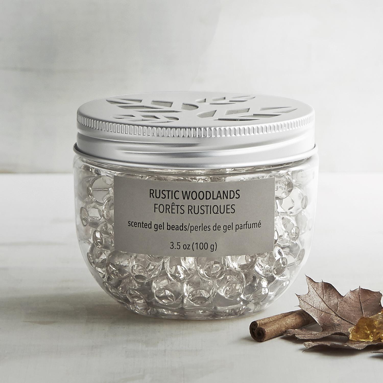 Rustic Woodlands Fragrance Bead Jar