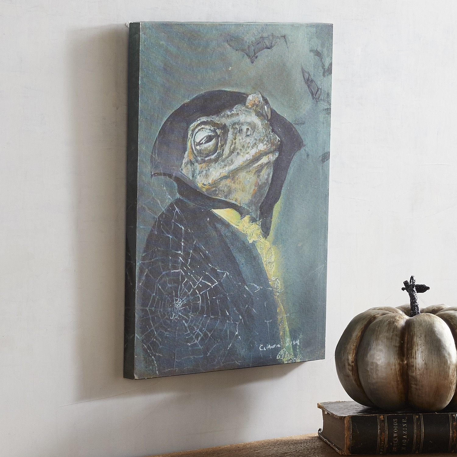 Mr. Toad Wall Decor