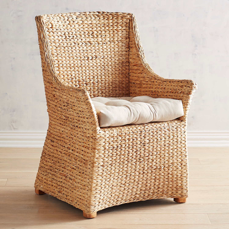 Alexa Hand-Woven Dining Chair