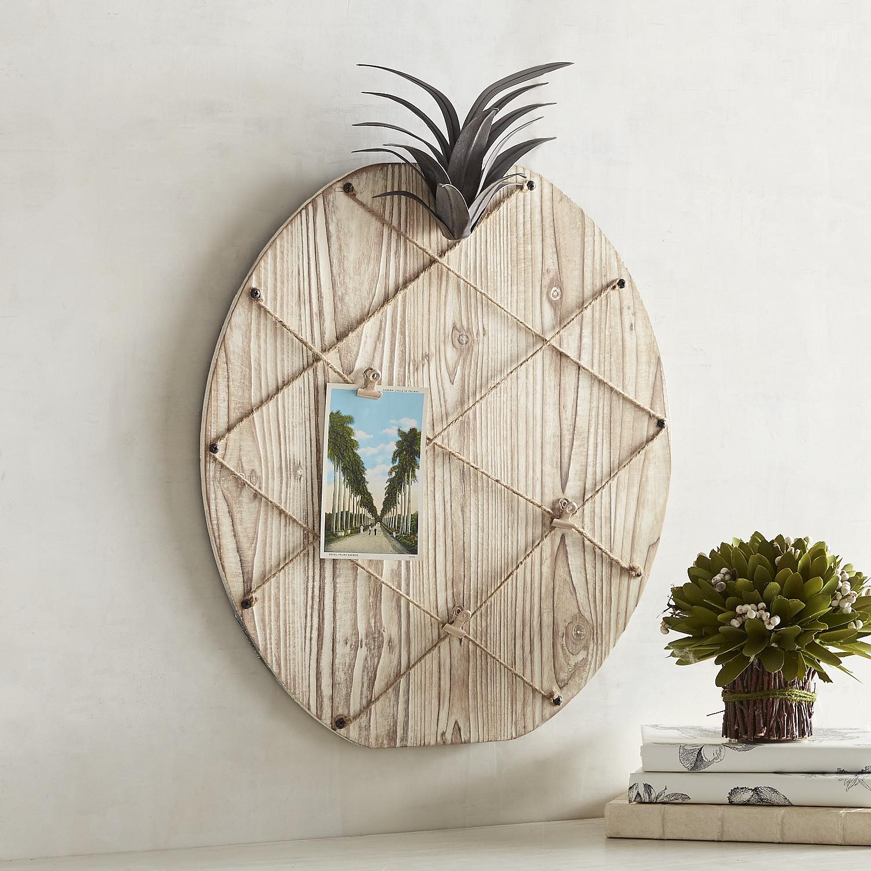 Ana Pineapple Wall Photo Clip Frame
