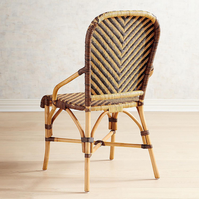 Juno Natural Bistro Chair