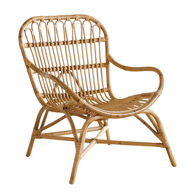 Cillian Honey Rattan Armchair