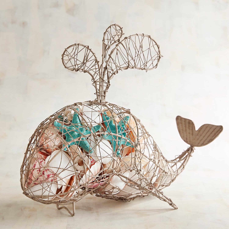 Sea Air™ Whale Decorative Potpourri