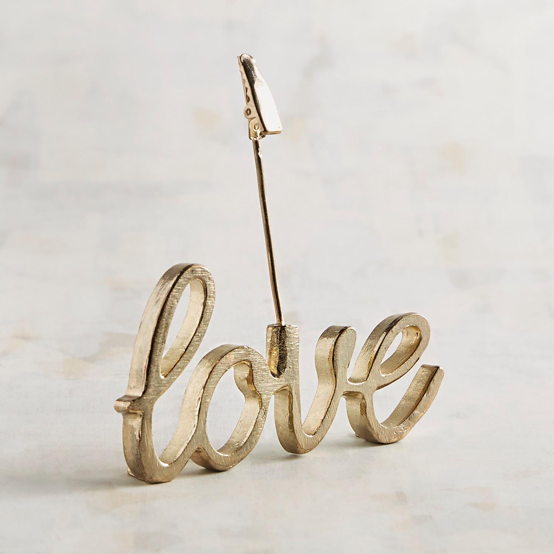 Love Photo Clip Frame