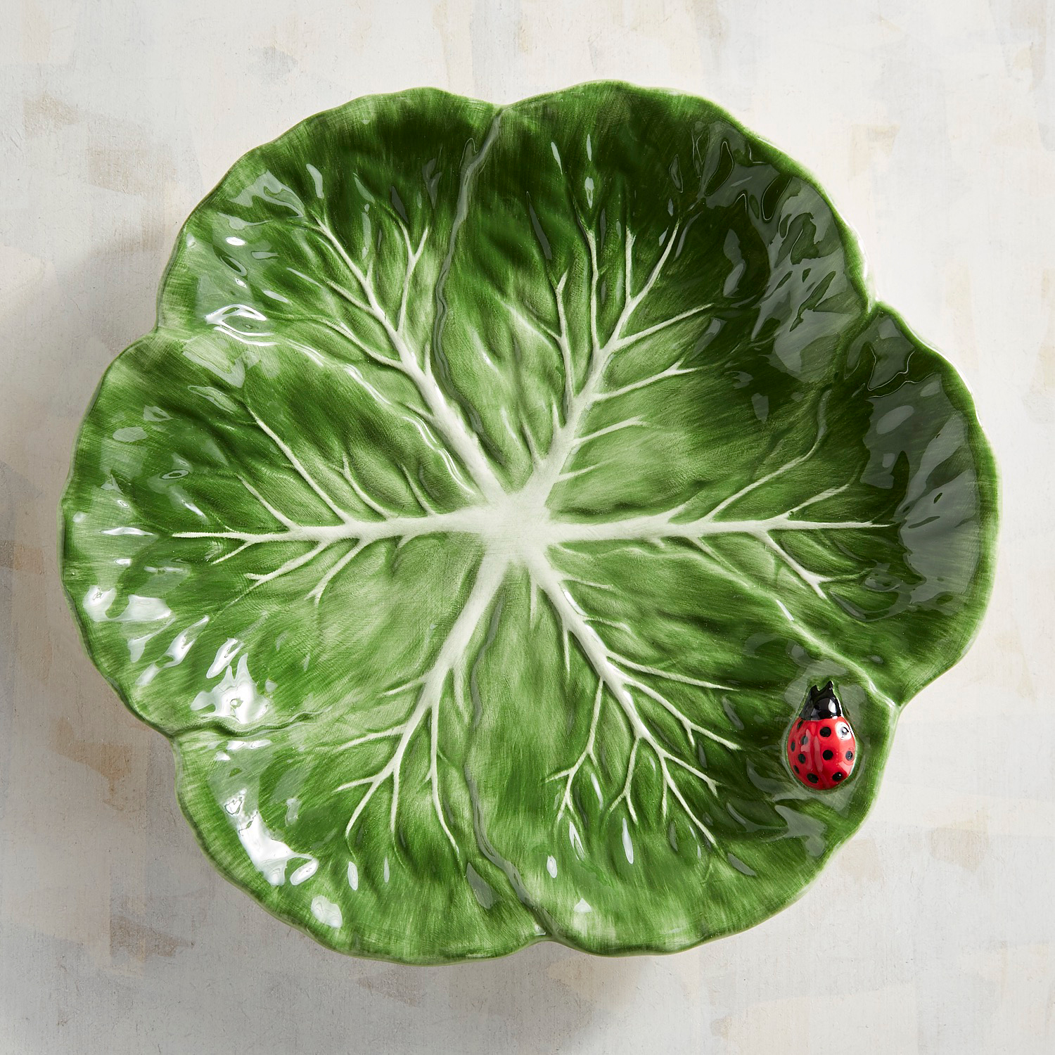 Cabbage Salad Plate