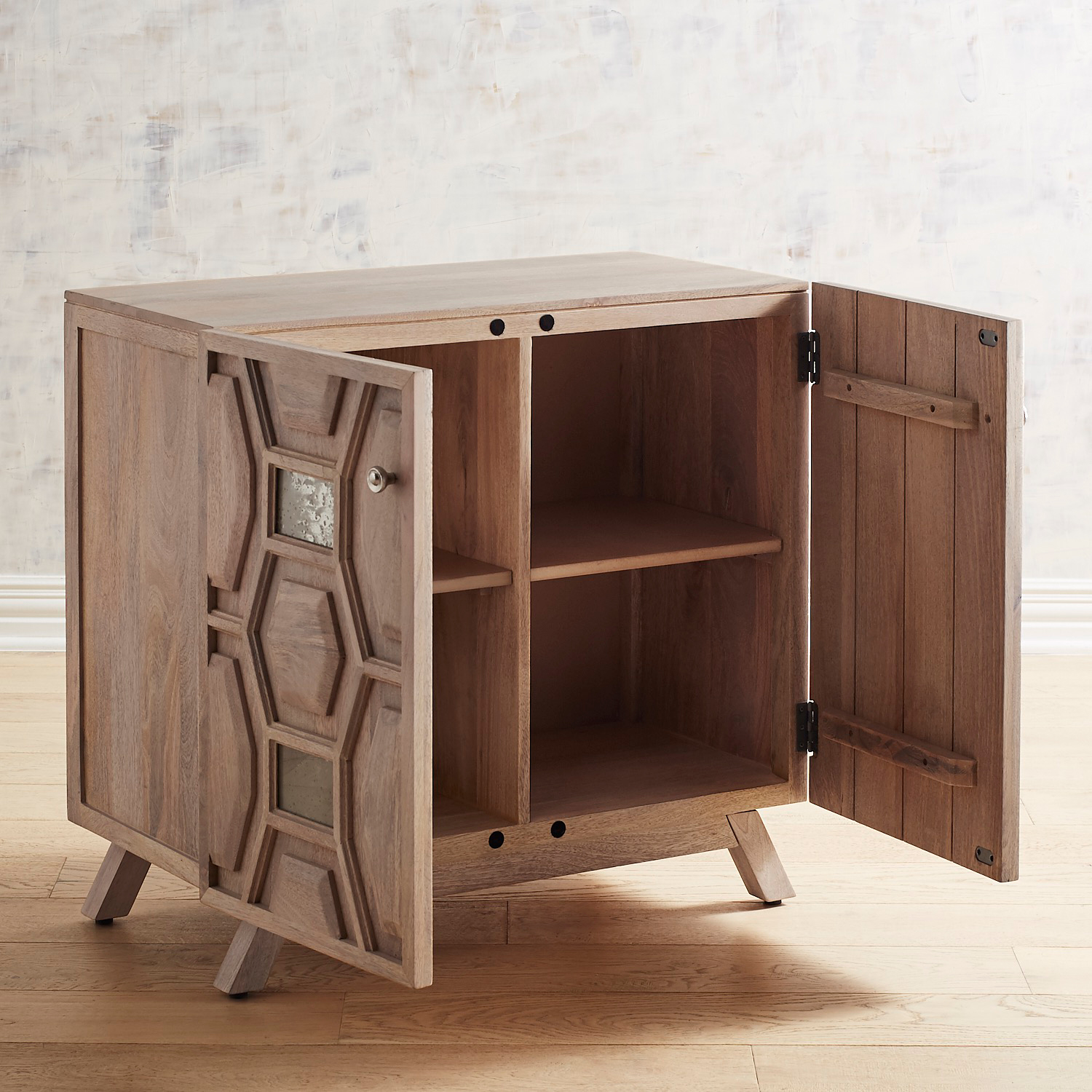 variation thumbnail of Modum Wooden Cabinet