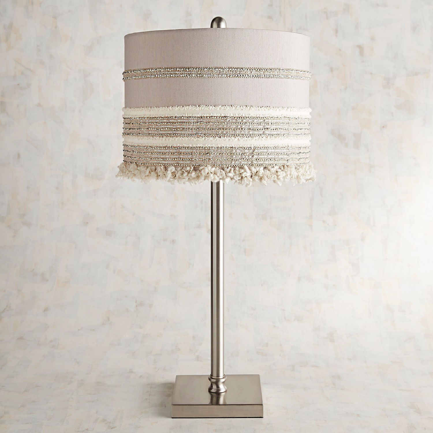 Moroccan Jeweled Table Lamp