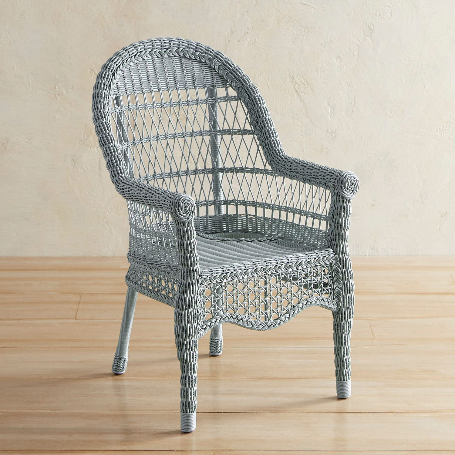 variation thumbnail of Sunset Pier Seafoam Dining Chair