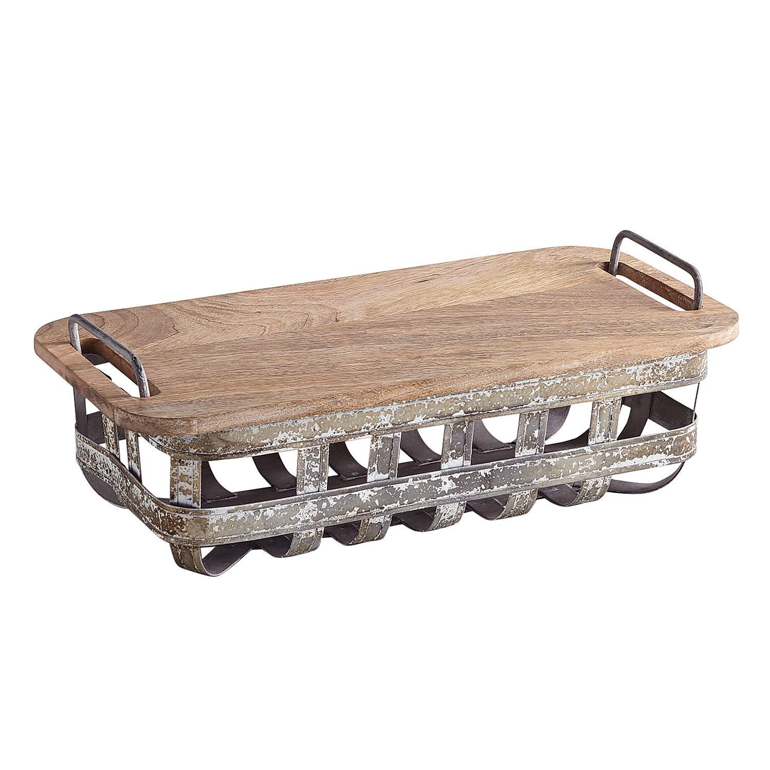 variation thumbnail of Weston Bread Basket with Serving Board