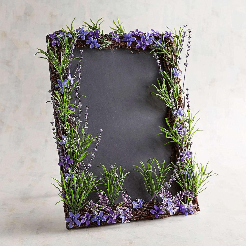 Lavender Kitchen Menu Board