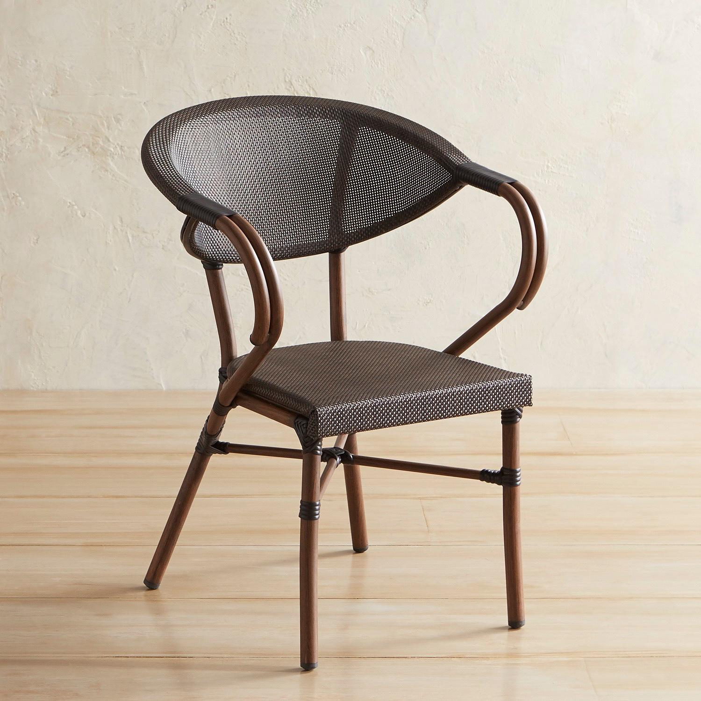 Textilene Cafe Bistro Chair