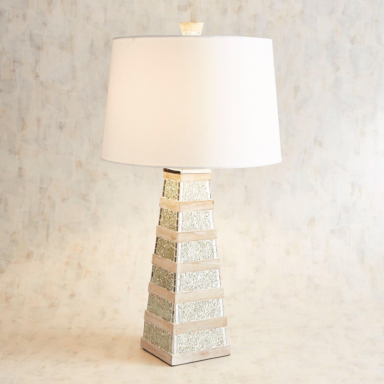 Heidi Mosaic Table Lamp