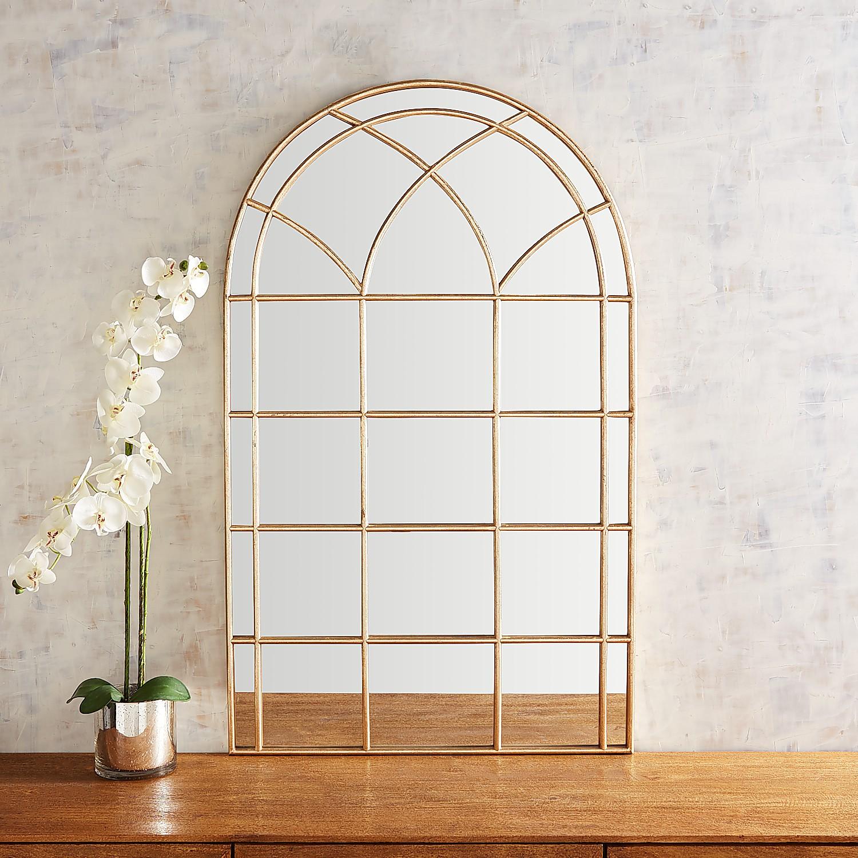 Golden Arch Mirror