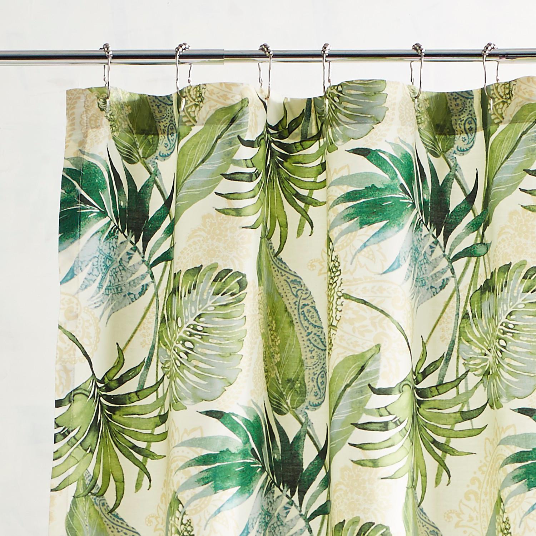 Tacori Leaf Shower Curtian
