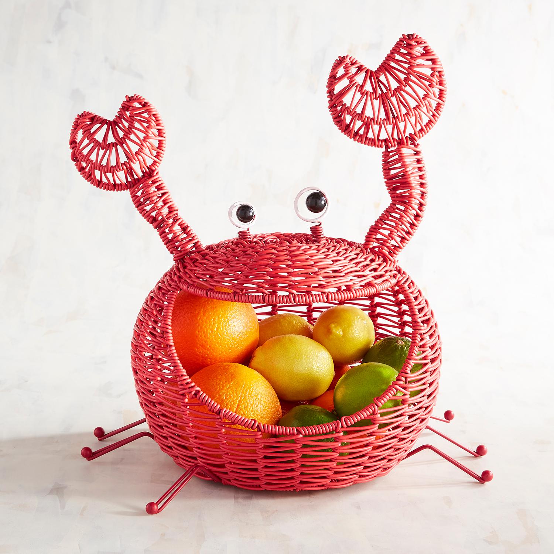 Crab Fruit Holder
