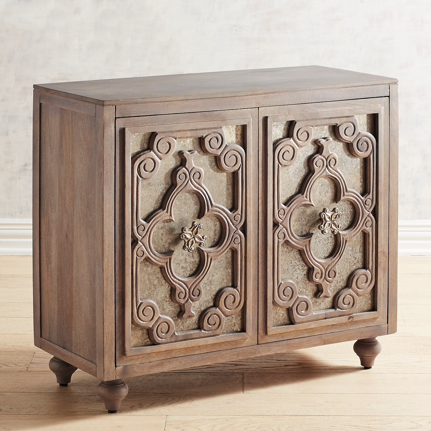 Cache Wooden Cabinet