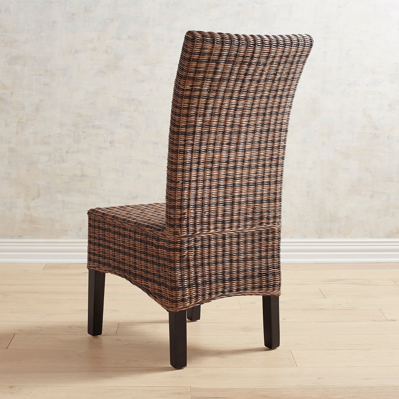 Ramba Java Dining Chair with Espresso Legs