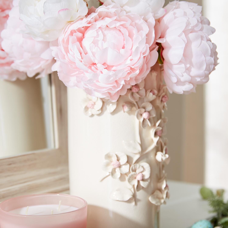 Blossoms Ceramic Vase