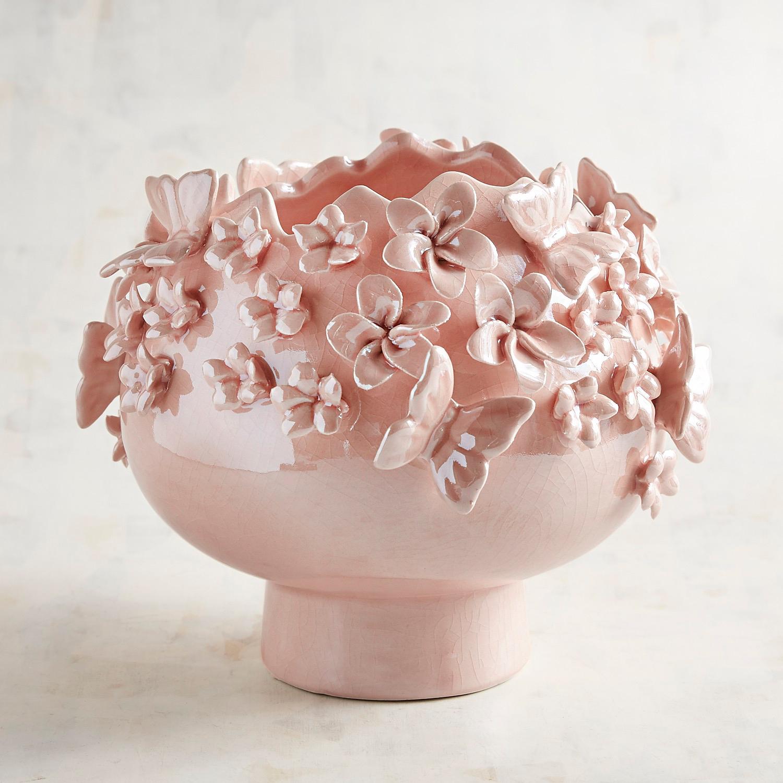 Blossoms Blush Vase