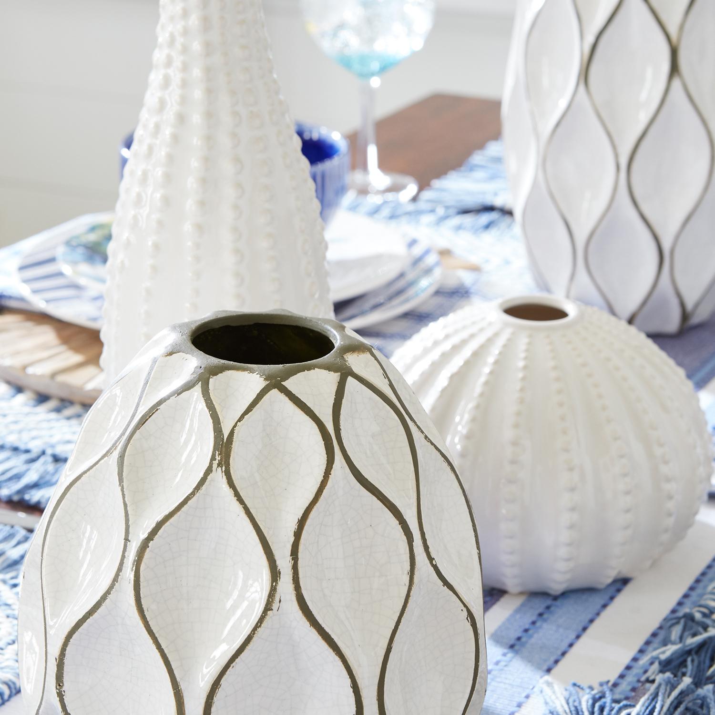 Tall Urchin Vase