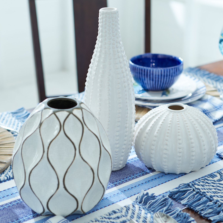 Short Urchin Vase