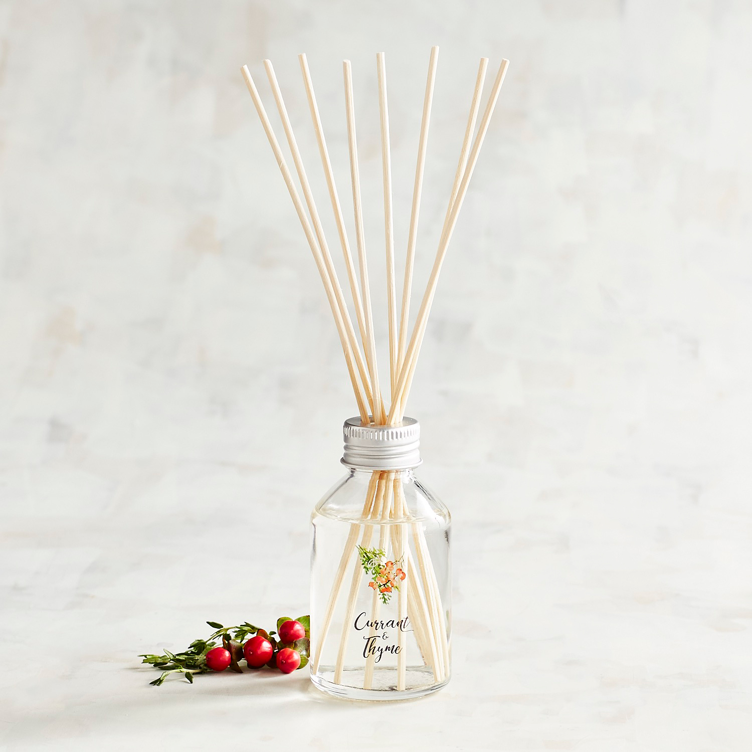 Currant & Thyme Reed Diffuser
