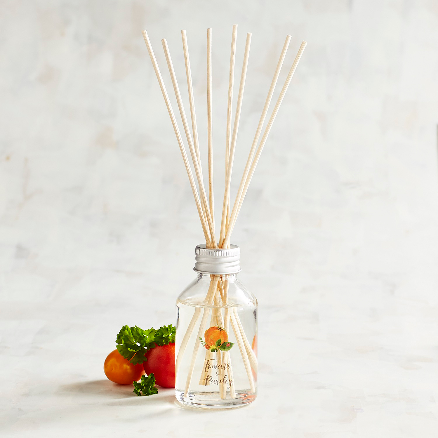 Tomato & Parsley Reed Diffuser