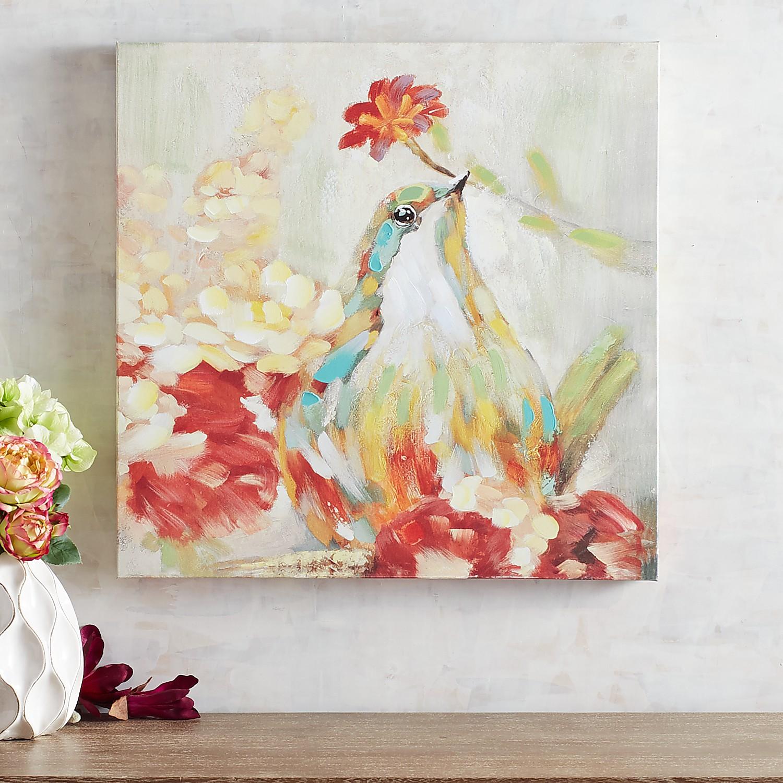 Songbird Wall Art
