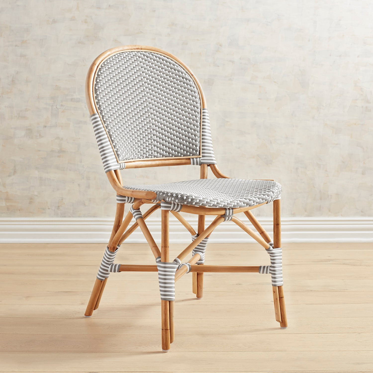Juliane Gray Cafe Dining Chair