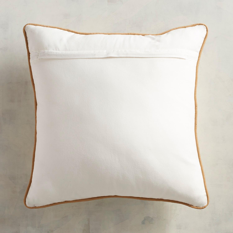 Golden Crab Pillow