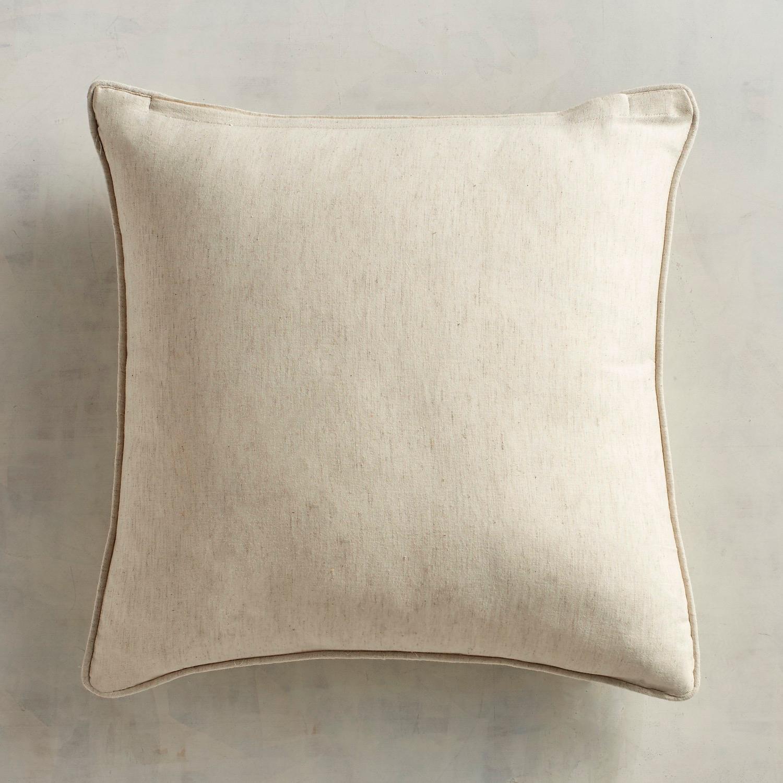Natural Flamingos Pillow