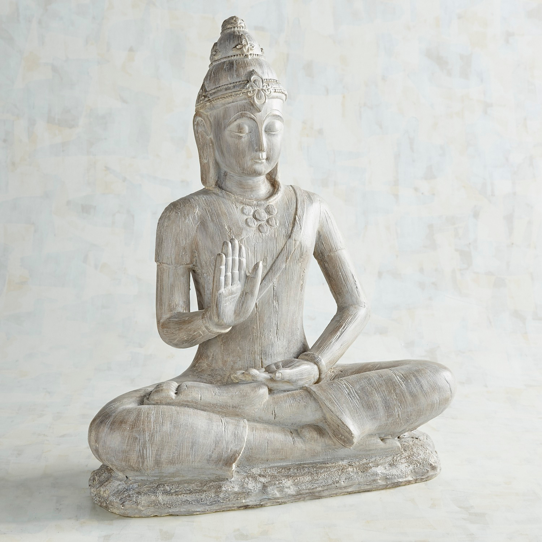 Antiqued Buddha