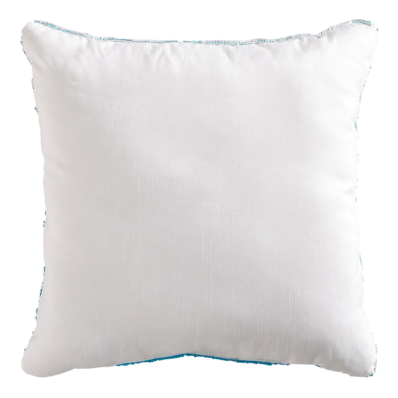 Flower Power Reversible Sequins Mermaid Pillow