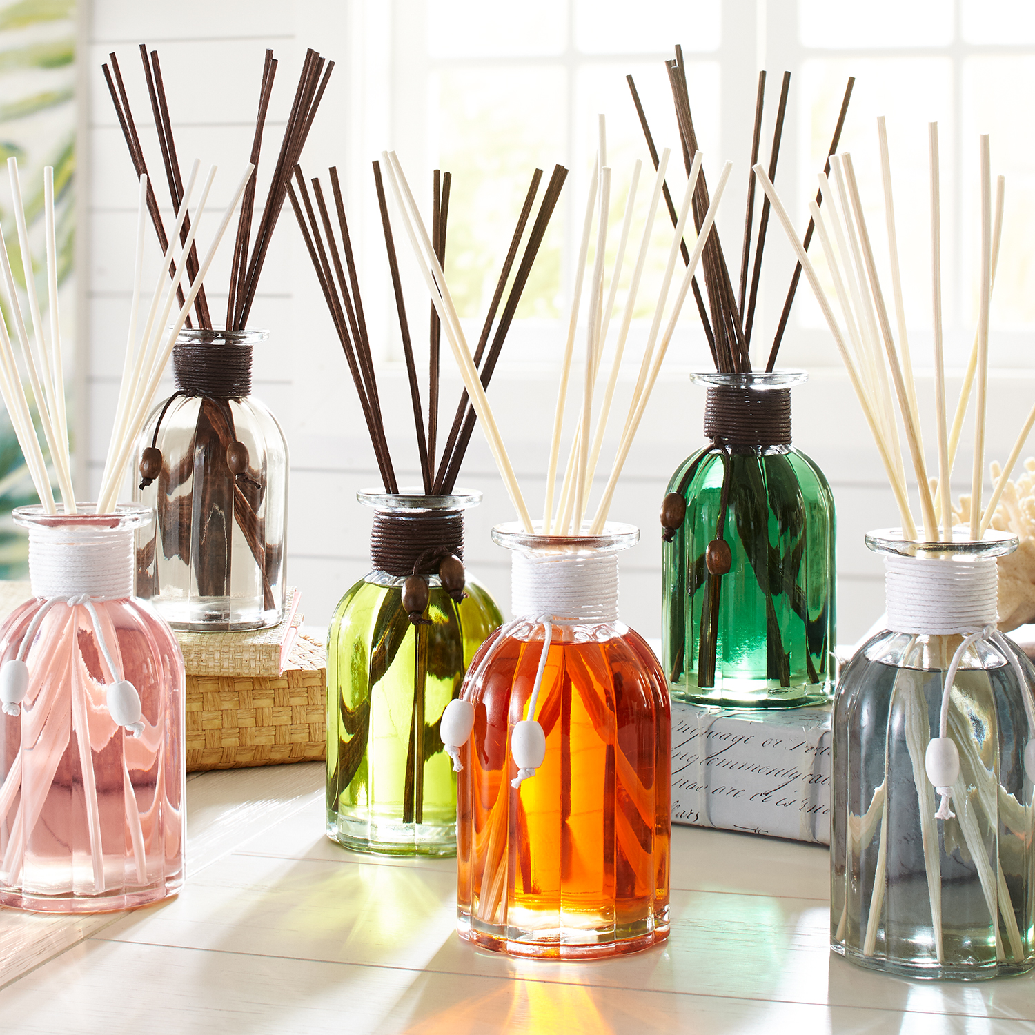 Fresh Ginger Reed Diffuser