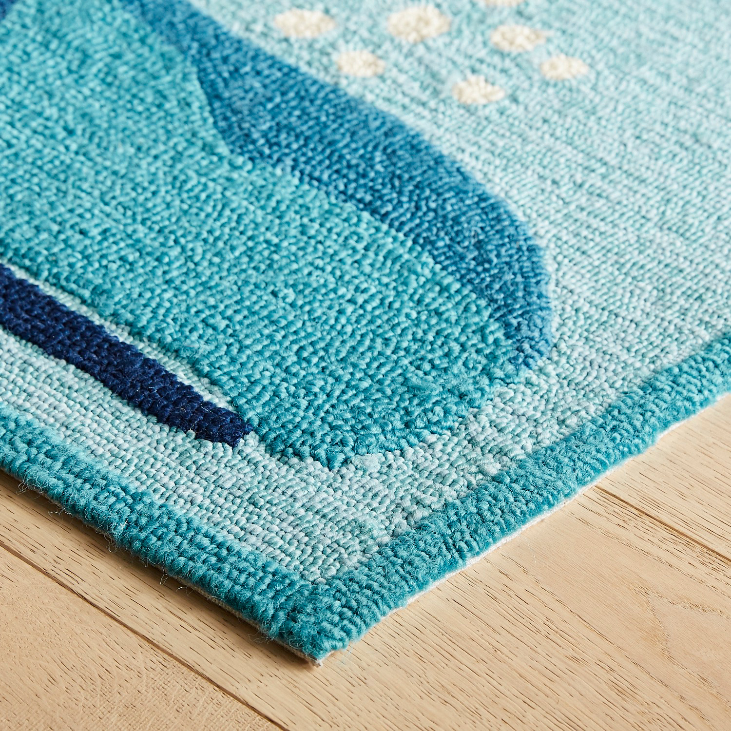 variation thumbnail of Whale 42x22 Rug