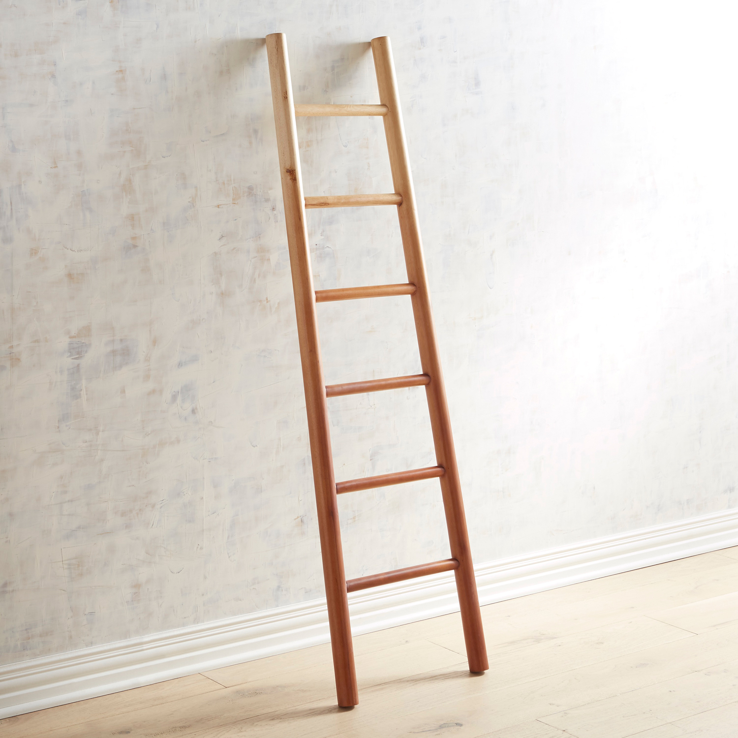 Ombre Towel Ladder