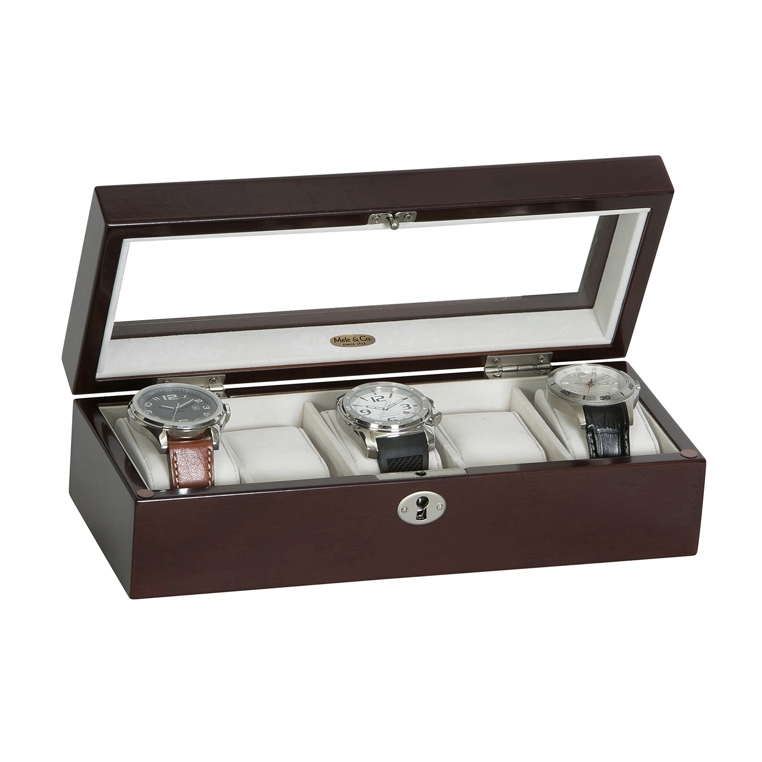 Macon Watch & Jewelry Box
